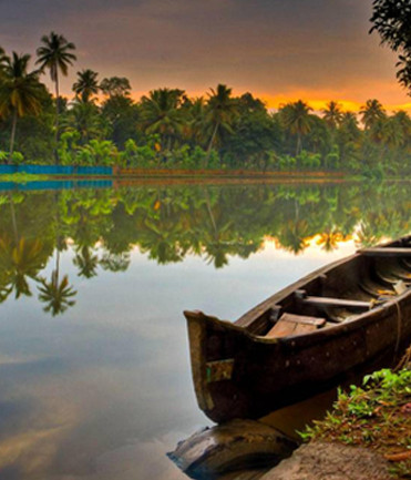 kerala destination